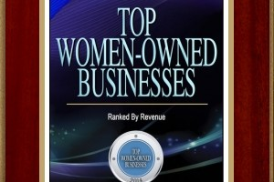 Top Woman Owned Business